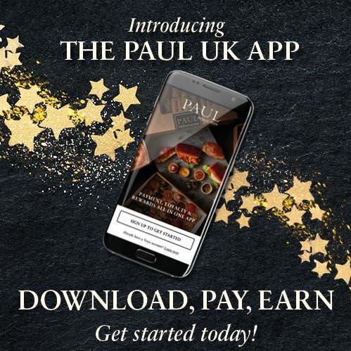 THE PAUL UK APP IS HERE!