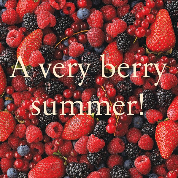 A Very Berry Summer