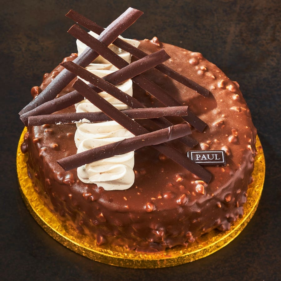 Win a Succès Chocolate Cake!