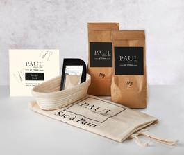 PAUL Home Bread Maker Kit with 2kg Flour