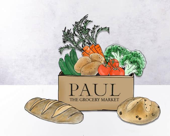 Bread and Veg Box