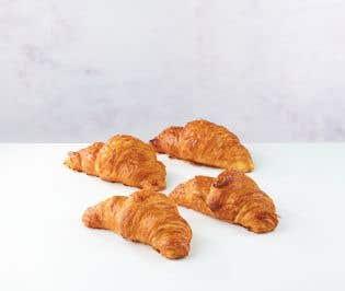 PAUL All-Butter Croissants x 4