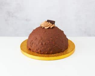 The Mystère – Chocolate Hazelnut Mystery Cake