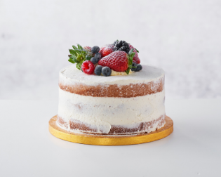 Summer Berry Layer Cake