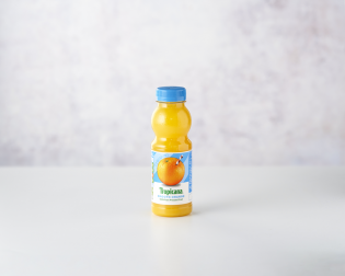 Tropicana Orange Juice 330ml front view
