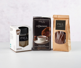 PAUL Coffee & Hot Chocolate Kit