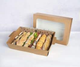 Meat Mini Sandwich Platter