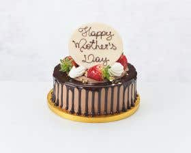 Happy Mother's Day personalised Mother's Day cake