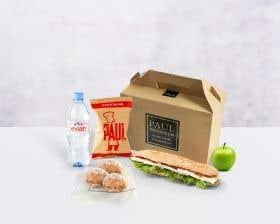 Festive Fromage Sandwich Lunch Box