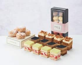Mother's Day Afternoon Tea Bundle, Sweet Treat Box for Mother's Day London