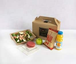 PAUL Premium Salmon & Lentil Salad Lunch Box for 1