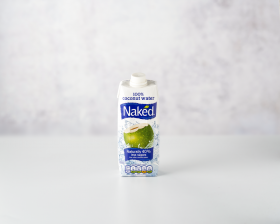 Naked Coconut 500ml front view