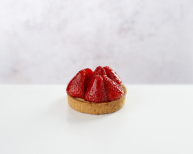 Strawberry Tartlet front view