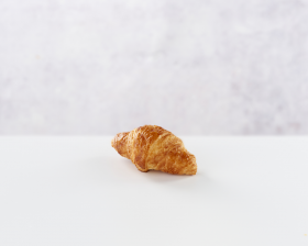 Mini Croissant front view