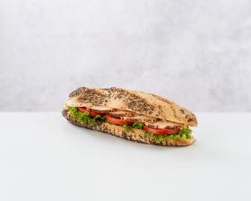 Sandwich Pavot Poulet front view