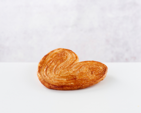 Palmier Biscuit front view