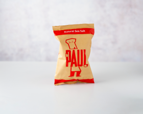 PAUL Crisps - Natural Sea Salt