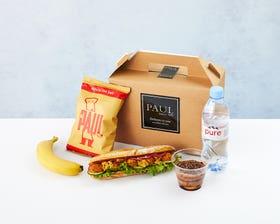 Vegan Sandwich Lunch Box For 1
