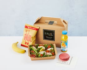 Spiced Chicken Salad Lunch Box For 1