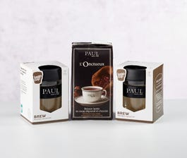PAUL Signature Hot Chocolate for Two