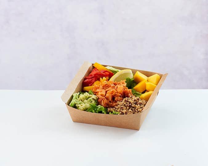 Jackfruit & Mango Salad