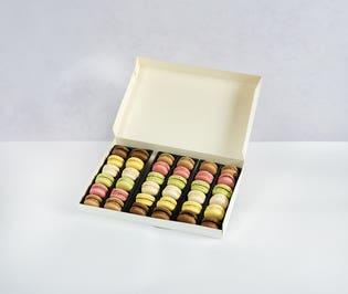 PAUL Mini Macarons Assorted x 36
