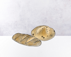 Mixed PAUL Loaves 400g