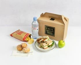 Tomato Mozzarella Lunch Box for 1