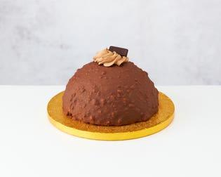 The Mystère – Chocolate Hazelnut Mystery Cake