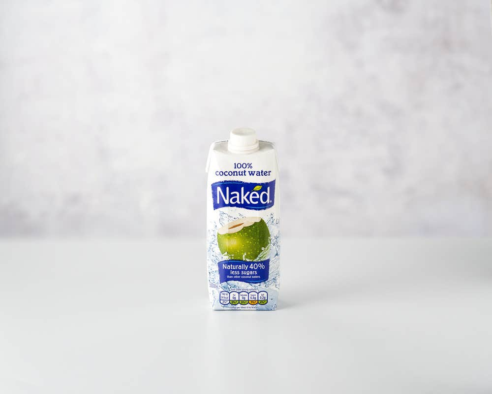 Naked Coconut 500ml category page