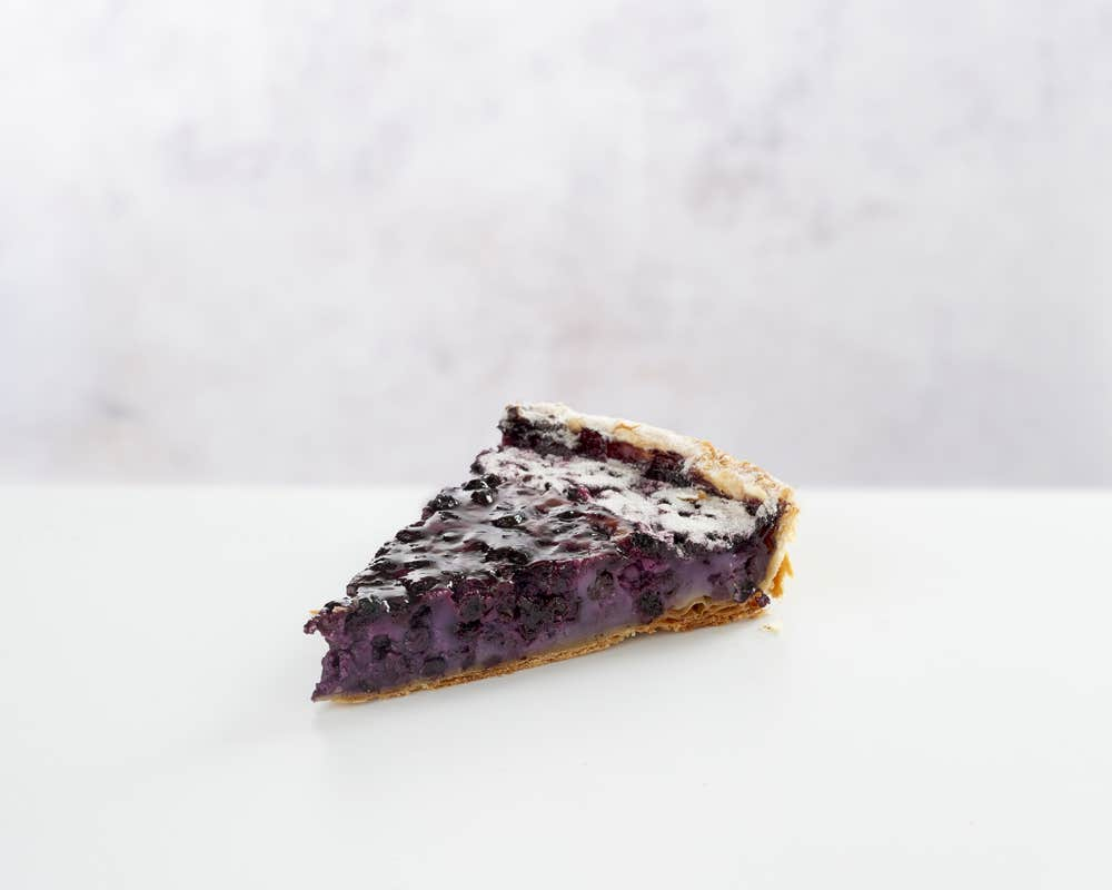 Tarte Myrtille - Slice category page