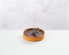 Tartelette Chocolat Noir front view
