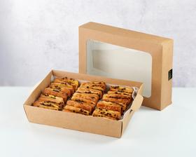 Mini Gourmandise Platter - 24 Pieces front view