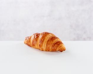 Croissant front view