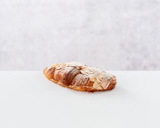 Croissant Amandes front view
