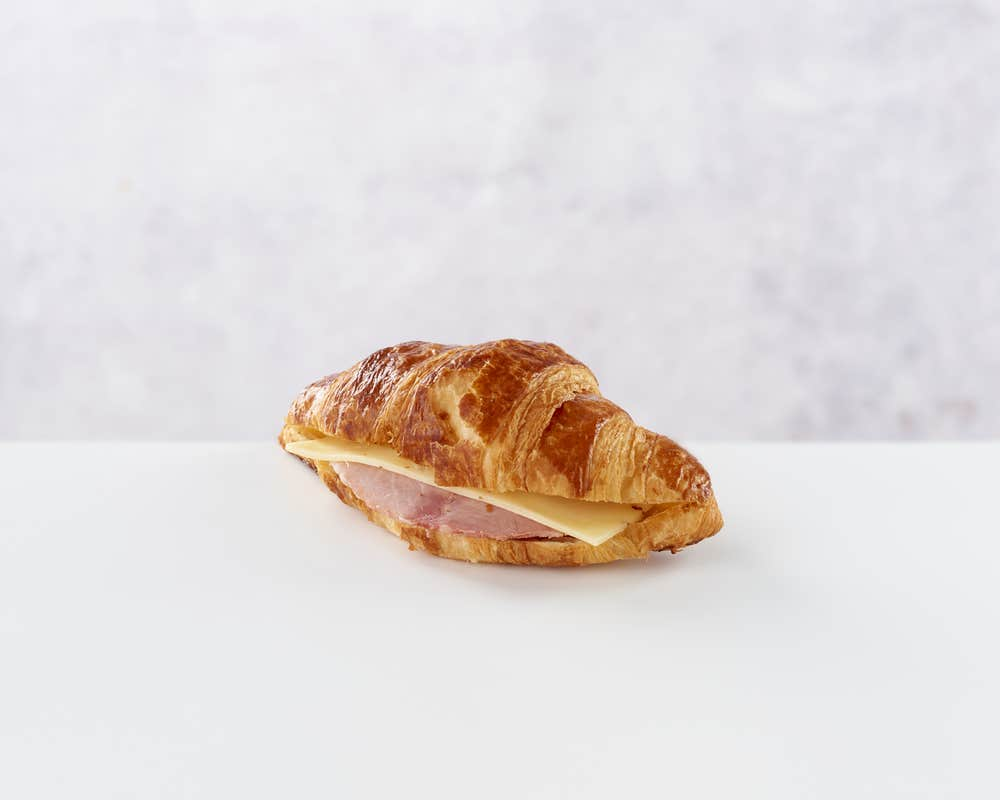 Croissant Ham & Cheese category page