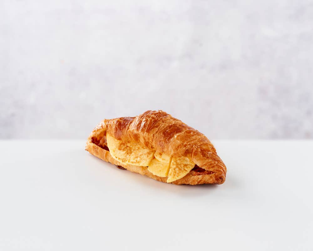 Croissant Omelette & Bacon category page