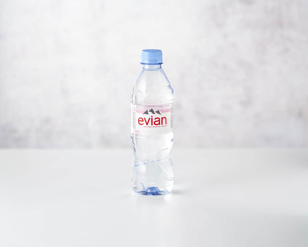Evian 50 cl category page