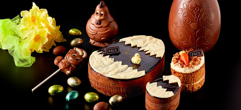 Indulge in Easter