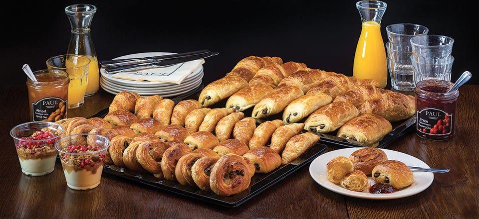 Banner - Breakfast Platters