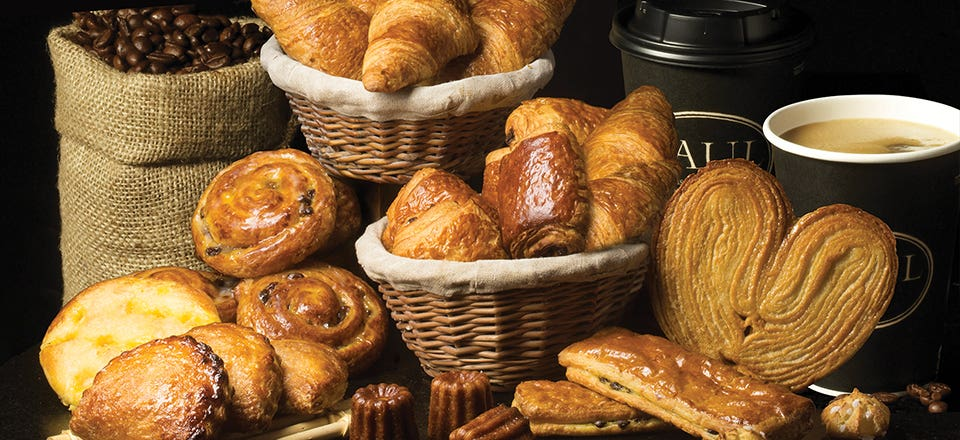 Register online today for a free parisian breakfast