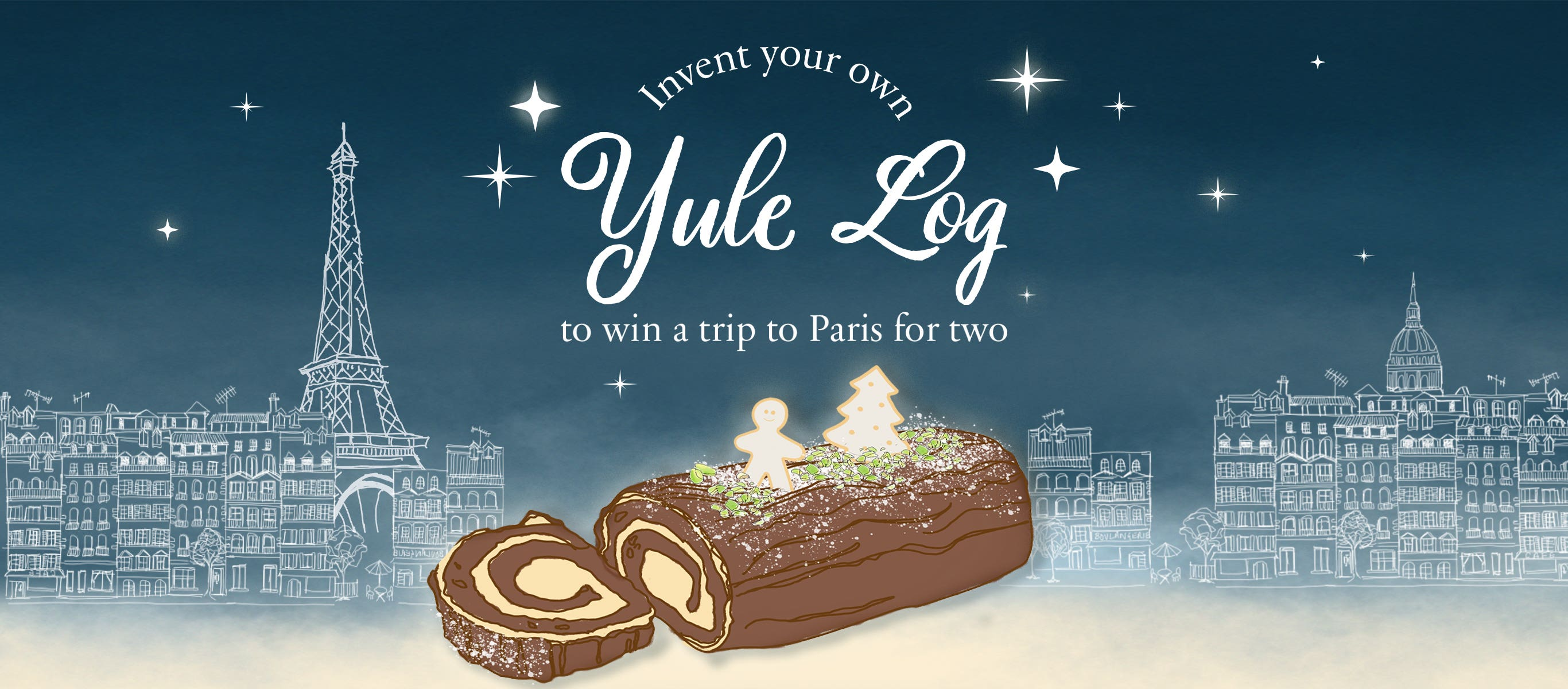 Yule Log Competition