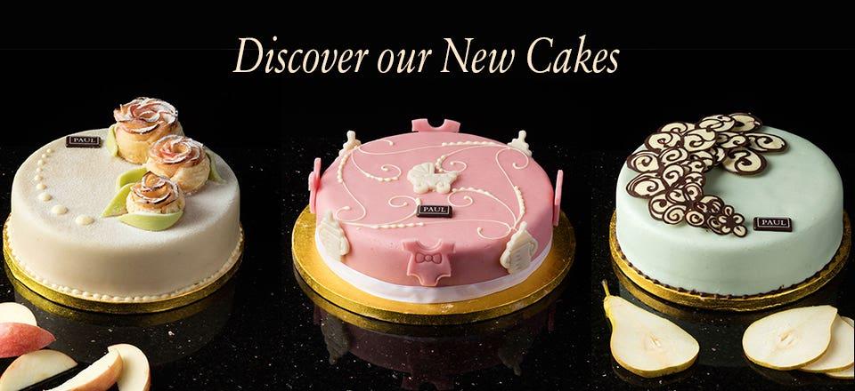 New Cakes