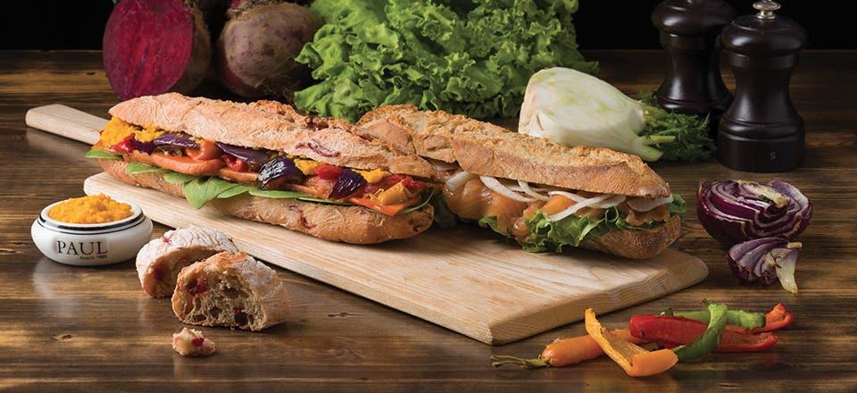 Slide - Sandwich