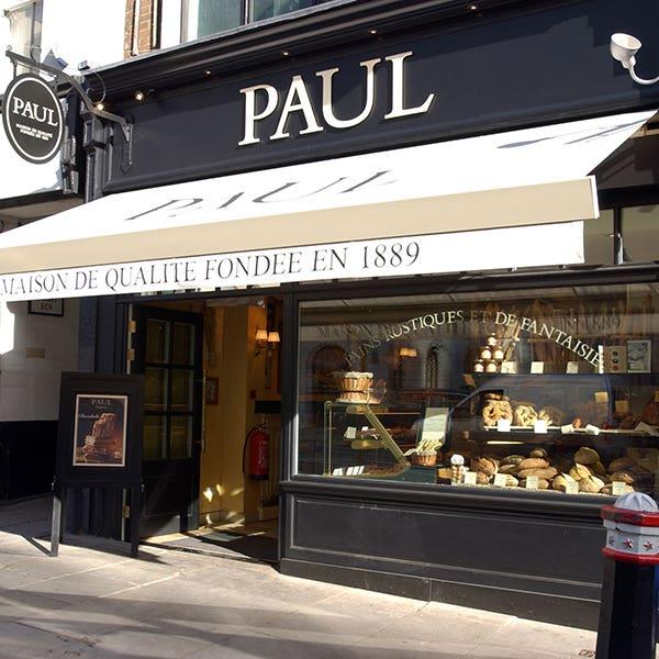 Paul Bakery Cafe Menu