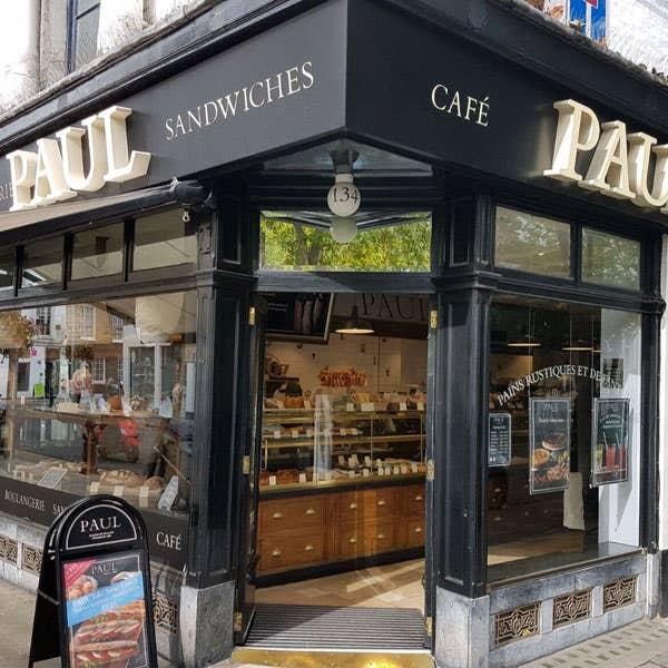 Find PAUL Bakery, Patisserie, Café And Restaurant