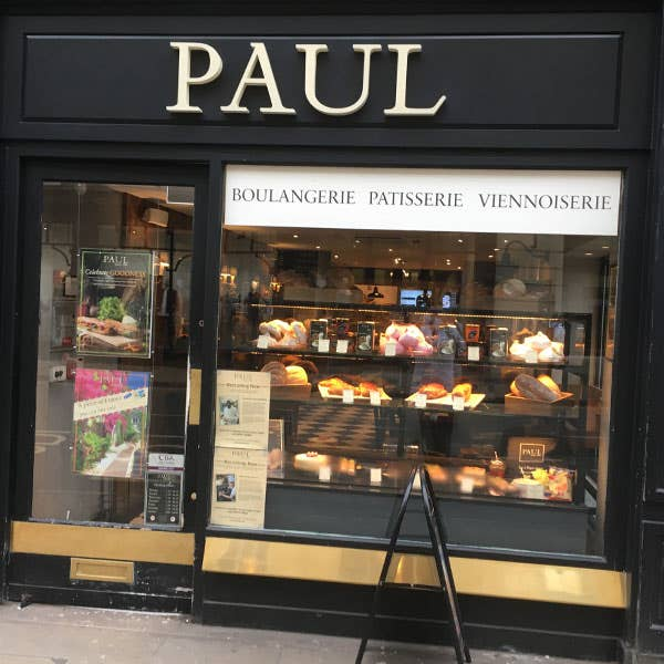 Paul Bakery Patisserie Caf 233 And Restaurant
