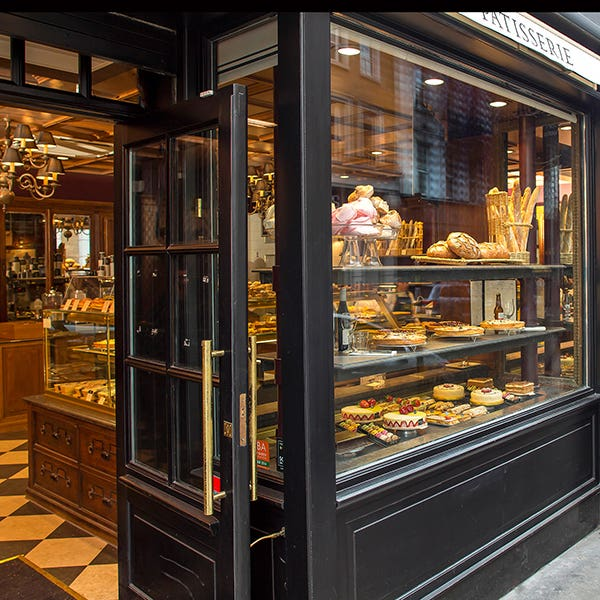 Find paul bakery patisserie caf and restaurant for Cafe de jardin in covent garden