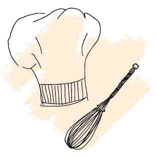 cooking hat icon