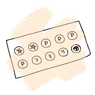 digital stamps logo
